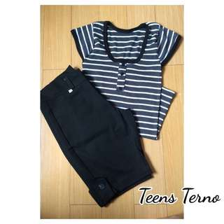 Teens Terno