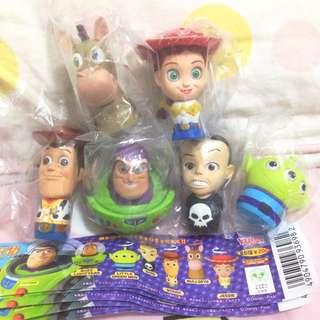 (暫售)玩具總動員 迪士尼 轉眼扭蛋