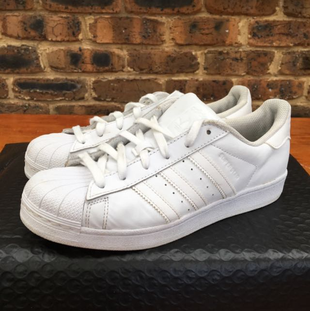 Adidas Superstar White Sold Pending