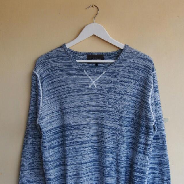 Ambrogio 2-tone Sweater