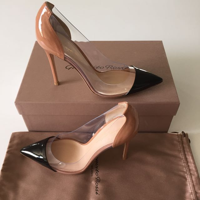 Brand New Authentic Gianvito Rossi High Heels