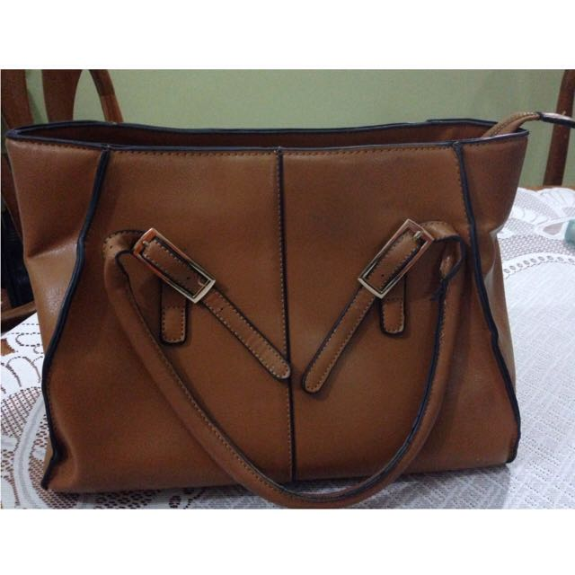 Brown Handbag (frm Italy)