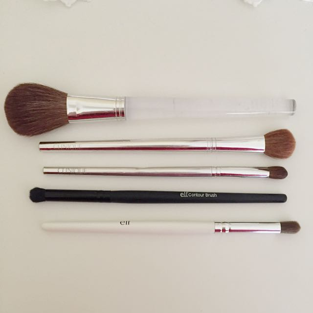 Brushes *pending sale*