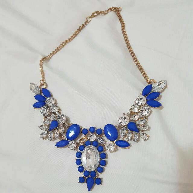 Decorative Chestplate Necklace