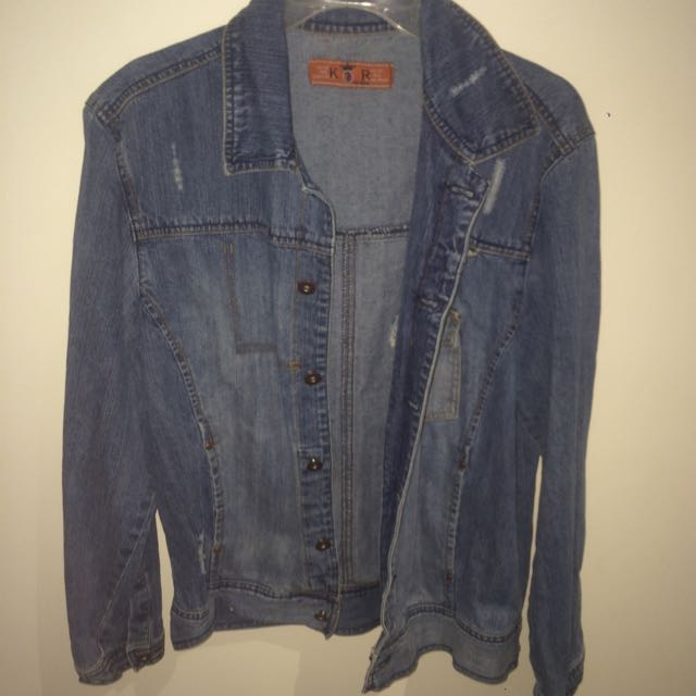 Denim Jacket Kors Jeans