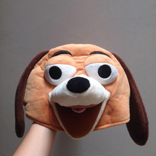 REPRICED - Disneyland slinky dog toy stoty