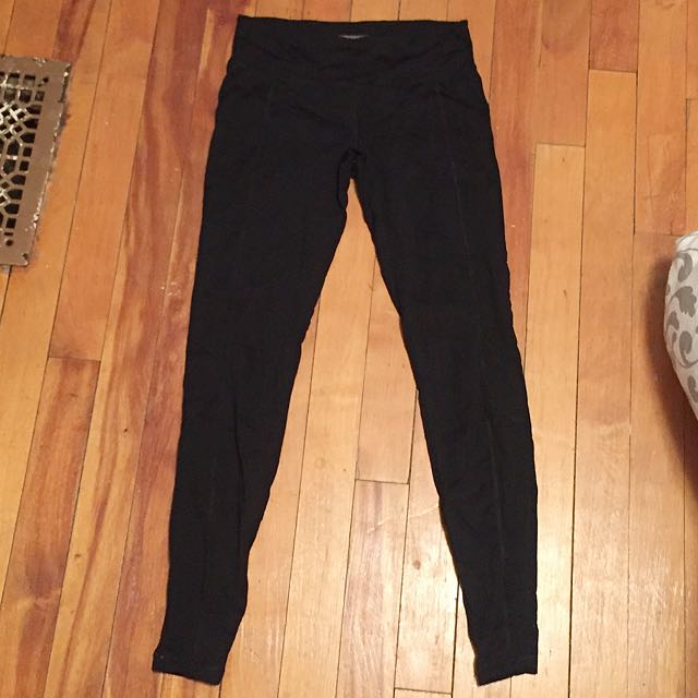 Forever 21 Size XS Black Athletic Leggings