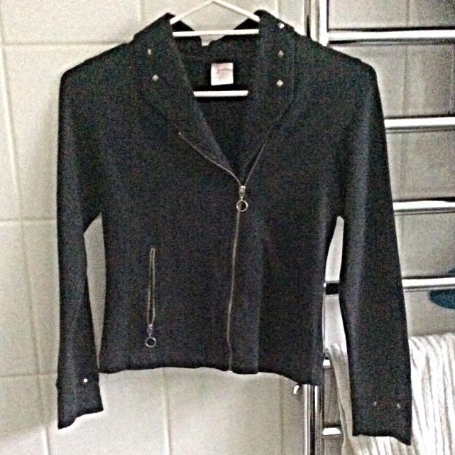 Girls Dressy Black Jacket