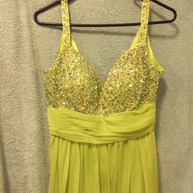 Green Formal Dress (8)