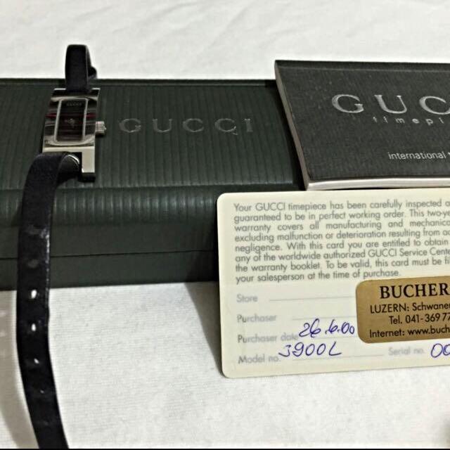 gucci 9新女錶換物