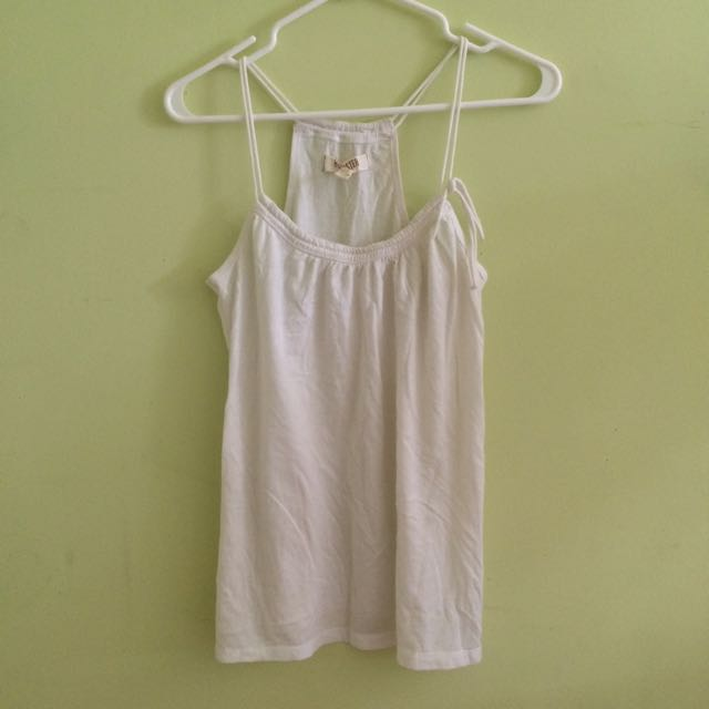 Hollister String Tank Top