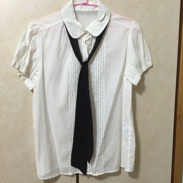 iimk 白襯衫