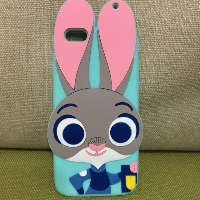茱蒂iphone6/6plus矽膠手機殼