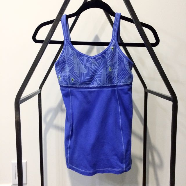 Iviva Athletic Tank Top