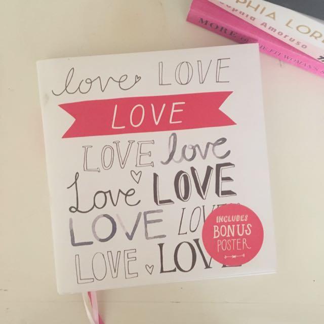 Kikki K Love Book