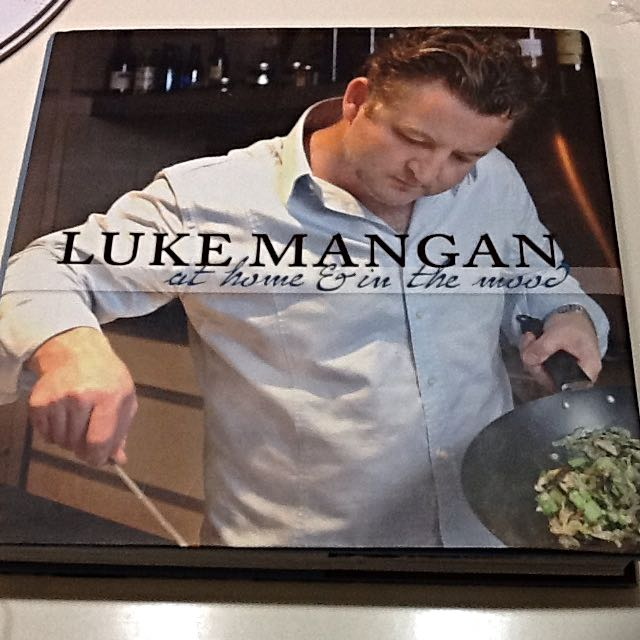 Luke Mangan Cookbook