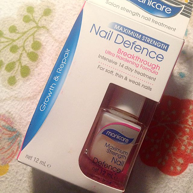Manicare Nail defence