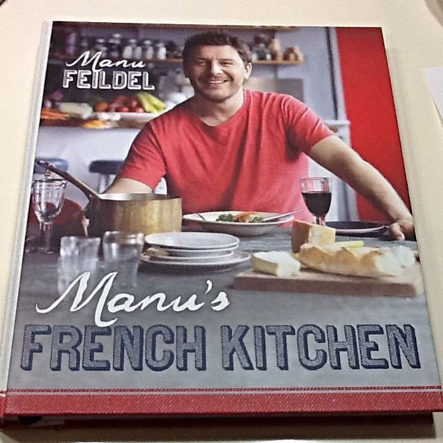 Manus French Kitchen Cookbook