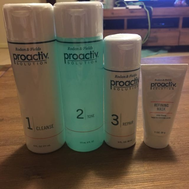 New Sealed Proactive