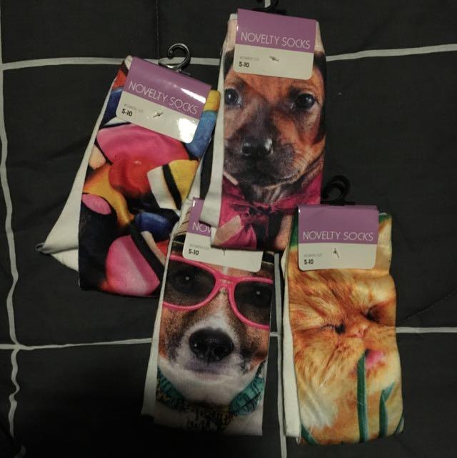 Novely Socks