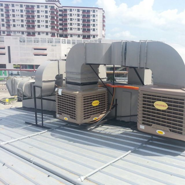 OKURMA EVAPORATIVE COOLING SYSTEMS , Everything Else on