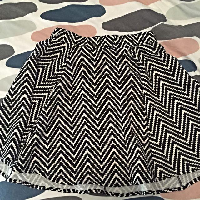 Point skirt