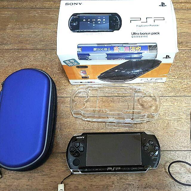 PSP 3007(遊戲主機) 盒裝