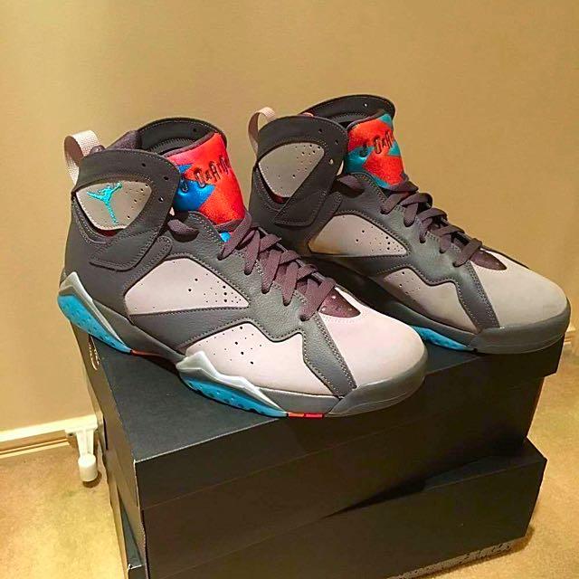 Retro Jordan 7s Size 10.5