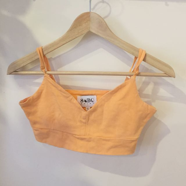 Sabo skirt crop/ bralette