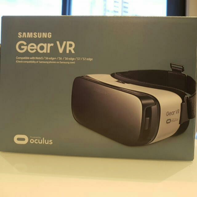 SAMSUNG GEAR VR for Note 5, S6 and S7