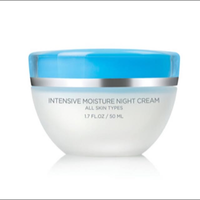 Seacret Intensive Moisture Night Cream