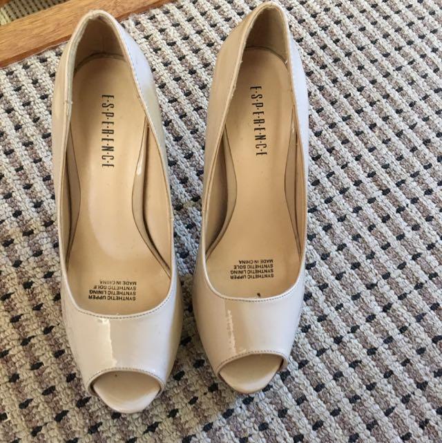 Size 7 1/2 Heels