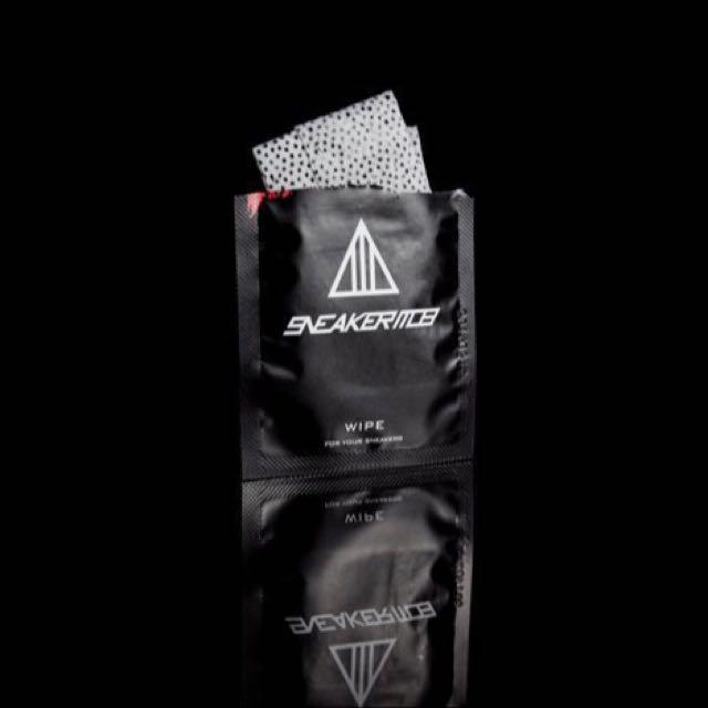 Sneaker Mob Wipe 球鞋濕紙巾 洗鞋神器 球鞋保養 一盒六入