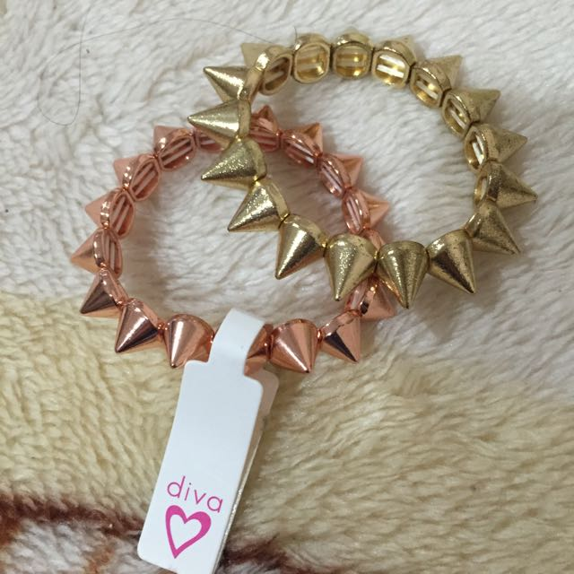 Studs Spikes Bracelet
