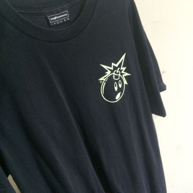 the hundreds tee sz L