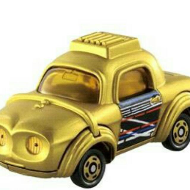正版TOMICA C3PO小汽車