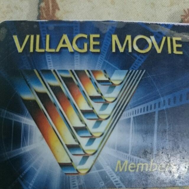 Village & Hoyts Movie Vouchers