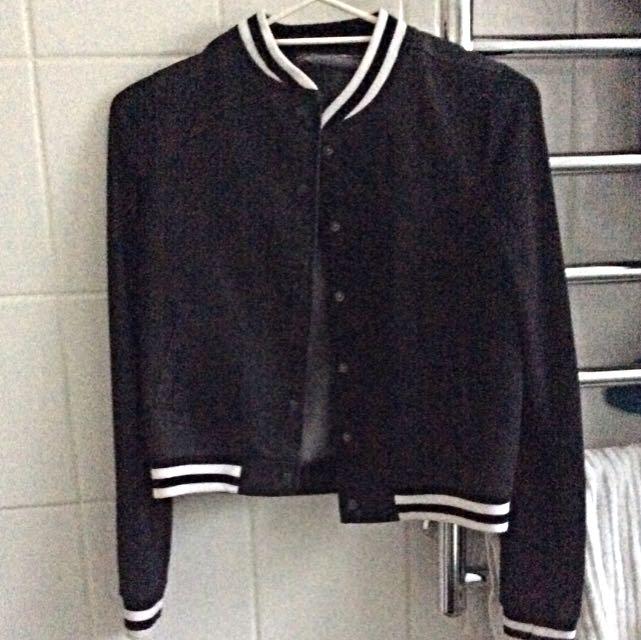 Women's University Style Jacket