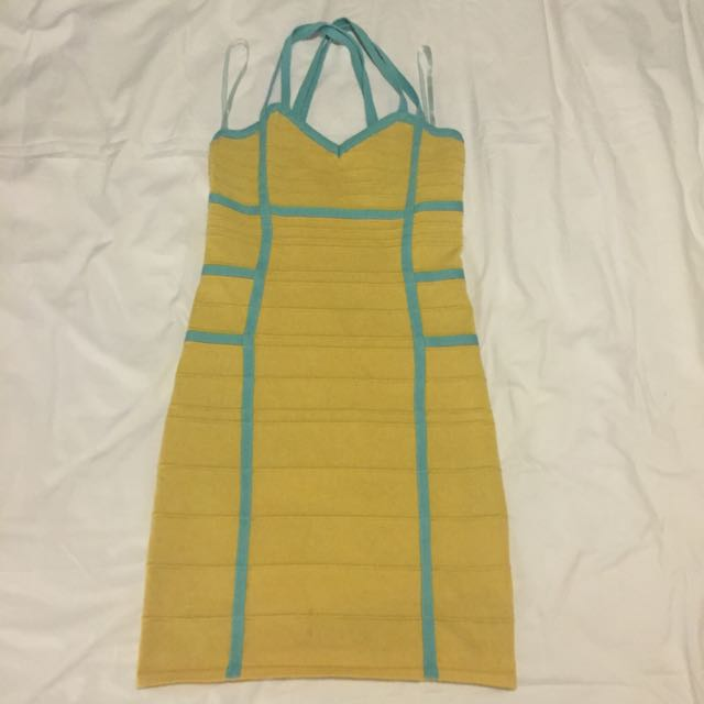 Yellow Dress (M)