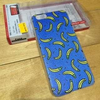 好夏天的藍色香蕉IPhone 6手機殼