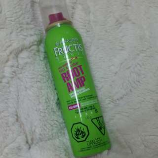 Garnier Frutis Root Amp Spray Mousse