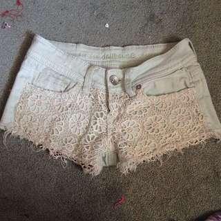 Size 1 Short