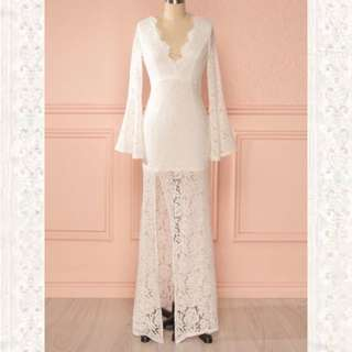 Kelia Snow Dress