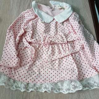 Dress For Toddlers 12-18m