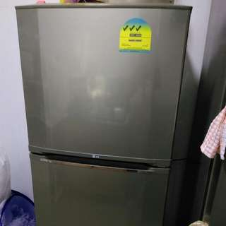 A Good LG Fridge 188L CapacityAvailable Along With 39 Inch Samsung LED TV...