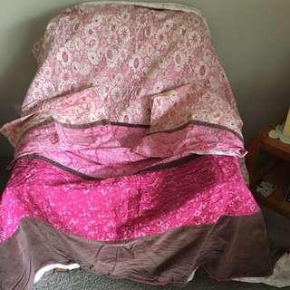 Bed Cover Set Queen