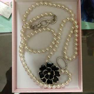 BATINO珍珠項鍊組
