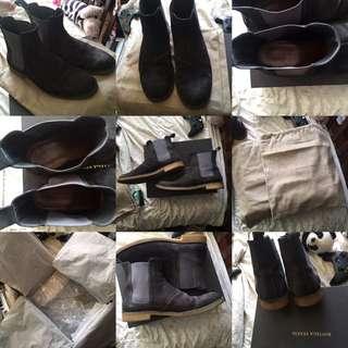Bottega Veneta Desert Boots