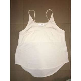 Who I Am singlet top