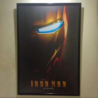 Iron Man Poster High Quality Collectors Item